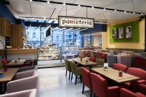 Pauseteria - kavárna - Spálená 2121/22, Quadrio, 110 00 Praha