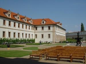 Valdštejnská zahrada - Letenská, Malá Strana, 110 00 Praha 1- Malá Strana-Praha 1