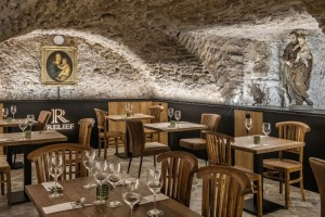Relief Restaurant - Křižovnická 191/1, 110 00 Praha 1-Staré Město